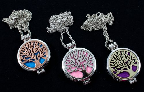 Tree Of Life Diffuser Necklace Collection