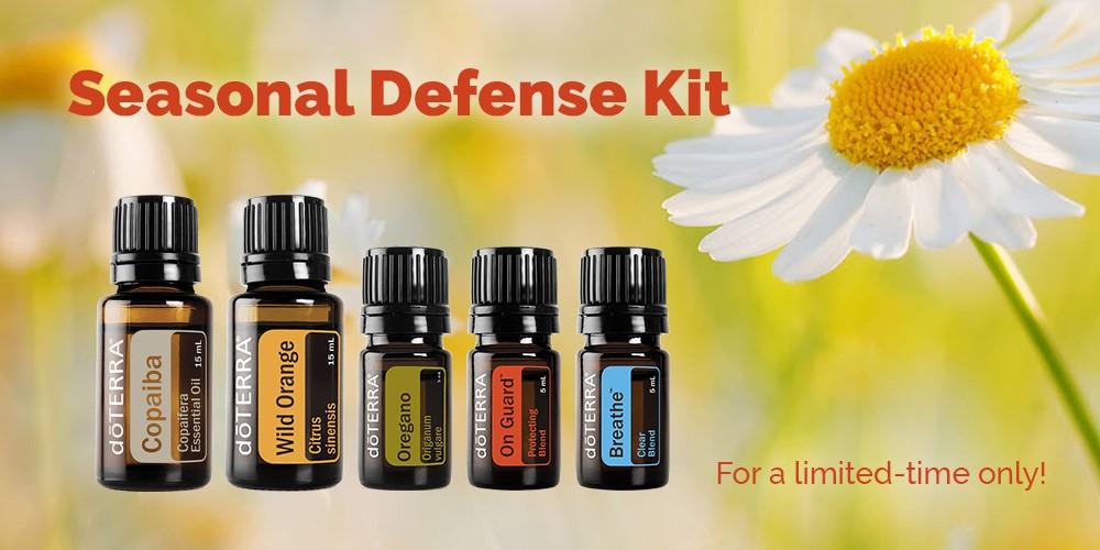 Doterra Seasonal Defense Kits