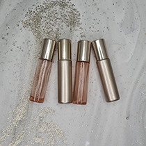 10ml Rose Gold Roller Bottle Collection