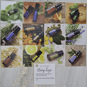 Doterra Oil Tags