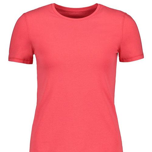Plain-Stretch-Cotton-T-shirt-DARK-CORAL