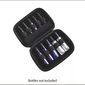 Roller Bottle case with bottles