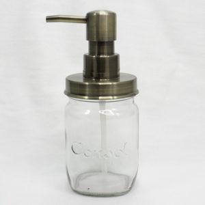 Glass Pump Dispenser
